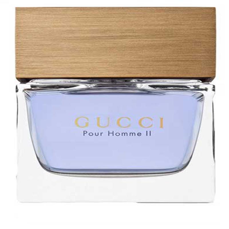 1be408710 ادکلن گوچی Gucci Pour Homme II حجم 100 میلی لیتر مردانه