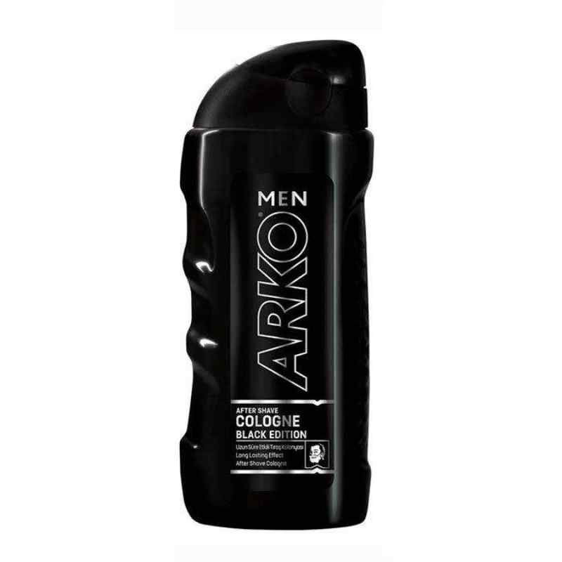 افتر شیو آرکو Arko Black Edition حجم 250 میلی لیتر