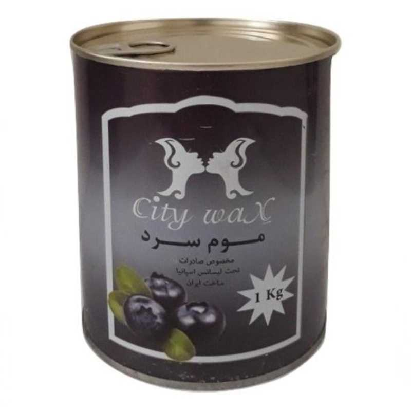 موم موبر سیتی وکس City Wax Blueberry مقدار 1 کیلو گرم