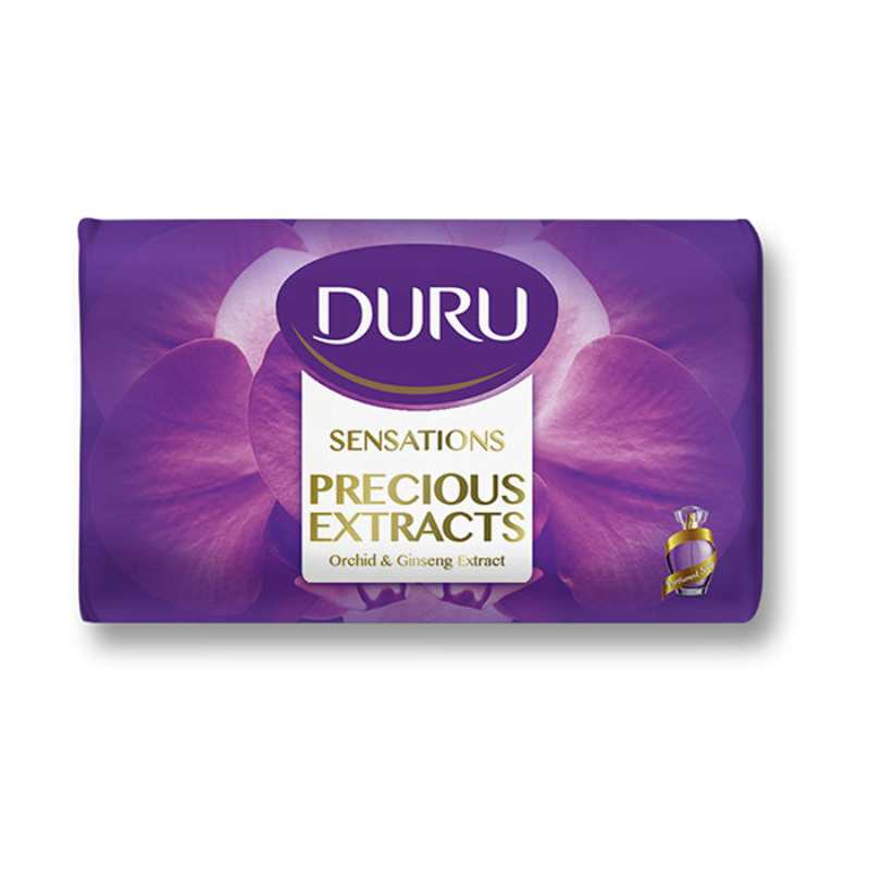 صابون دورو Duru Precious Extracts مقدار 90 گرم